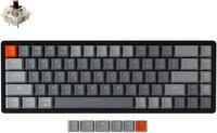Клавиатура KEYCHRON K6 68 keys, Aluminum Frame Hot-Swap RGB, Brown (K6W3_KEYCHRON)