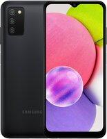 Смартфон Samsung Galaxy A03s 4/64Gb Black