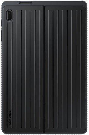 Чехол Samsung для Galaxy Tab S7 FE Protective Standing Cover Black (EF-RT730CBEGRU) фото