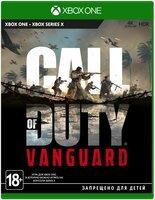 Игра Call of Duty Vanguard (Xbox One, Русский язык)