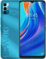 Смартфон TECNO Spark 7 (KF6n) 4/128Gb NFC Morpheus Blue