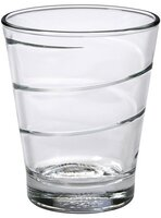 Набір склянок Duralex Spirale низько. 6*300 мл (1070AB06)