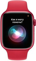 Смарт-часы Apple Watch Series 7 GPS 41mm PRODUCT(RED)