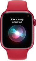 Смарт-часы Apple Watch Series 7 GPS 45mm PRODUCT(RED)