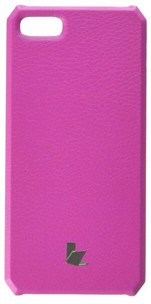 Чехол JISONCASE для iPhone 5/5S/SE Fashion Wallet Case Rose от MOYO