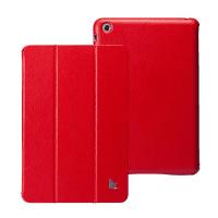 Чехол JISONCASE для IPad Mini Executive Smart Case Red