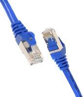 Патч-корд 2E Cat 5e, UTP, RJ45, 26AWG, 7/0.16 Cu, 1.50 m, PVC, Blue (2E-PC5ECOP-150BL)