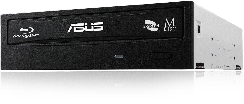 Внешний оптический привод ASUS BC-12D2HT/BLK/B/AS/P2G Blu-ray combo burner Black фото