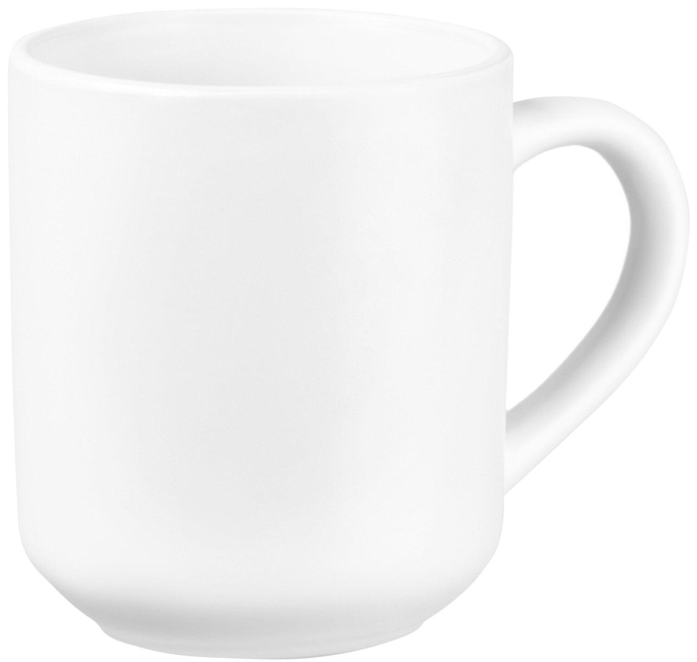 Чашка Ardesto Lucca 330 мл, White (AR2933WM)фото