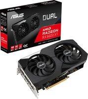 Видеокарта ASUS Radeon RX 6600 XT 8GB DDR6 DUAL OC (DUAL-RX6600XT-O8G)