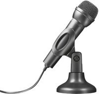 Микрофон Trust All-round Microphone 3.5mm Black (22462)