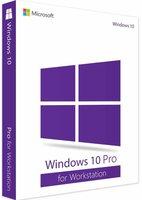 ПО Microsoft Windows Pro for Workstations 10 64Bit Russian 1pk OEM DVD (HZV-00073)