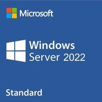 ПО Microsoft Windows Server Standard 2022 64Bit English 1pk OEM DVD 16 Core (P73-08328)