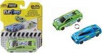 Машинка-трансформер Flip Cars 2 в 1 Спорткар уламок і Спорткар трансформер
