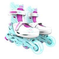 Ролики Neon Inline Skates Бирюзовый (размер 34-38)