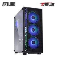 Системный блок ARTLINE Gaming X63 v21 (X63v21)