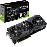 Видеокарта ASUS GeForce RTX3060 Ti 8GB GDDR6 TUF GAMING OC V2 LHR (TUF-RTX3060TI-O8G-V2-GAM)