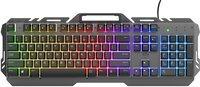 Игровая клавиатура Trust GXT 853 Esca Metal USB, Black (23796_TRUST)