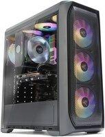 Корпус ПК ZALMAN N5 MF Black