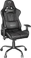 Кресло игровое Trust GXT 708W Resto Black