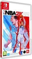 Игра NBA 2K22 (Nintendo Switch, Английский язык)