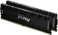 Память для ПК Kingston DDR4 4000 16GB KIT (8GBx2) FURY Renegade Black (KF440C19RBK2/16)