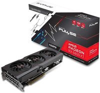 Видеокарта SAPPHIRE Radeon RX 6800 XT 16GB GDDR6 PULSE (11304-03-20G)