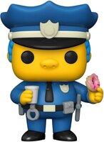 Коллекционная Фигурка Funko POP! Animation Simpsons Chief Wiggum (FUN25491701)