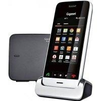 Телефон Dect Gigaset SL930A Metal