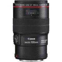 Объектив Canon EF 100 mm f/2.8L IS USM Macro (3554B005)