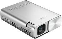 Портативный проектор Asus ZenBeam E1 (DLP, WVGA, 150 lm, LED) Silver