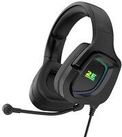 Игровая гарнитура 2E Gaming HG340 RGB 3.5mm Black