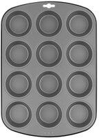 Форма для випічки маффінів Tefal Easybake baking на 12 шт. 38*27*3 см (J1745074)