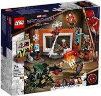 Конструктор LEGO Marvel Человек-Паук в мастерской Санктума 76185