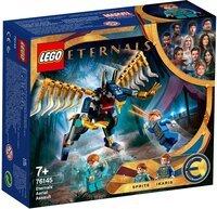 Конструктор LEGO Marvel Воздушное нападение Вечных 76145
