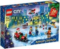 Новогодний календарь LEGO City 60303