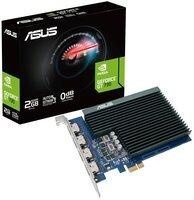 Видеокарта ASUS GeForce GT730 2GB DDR5 Silent loe 4 HDMI (GT730-4H-SL-2GD5)