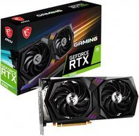 Видеокарта MSI GeForce RTX3060 12GB GDDR6 GAMING (RTX_3060_GAMING_12G)
