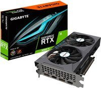 Видеокарта GIGABYTE GeForce RTX3060 Ti 8GB GDDR6 EAGLE LHR (GV-N306TEAGLE-8GD_2.0)