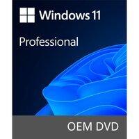 ПО Microsoft Windows 11 Pro 64Bit Eng Intl 1pk DSP OEI DVD (FQC-10528)
