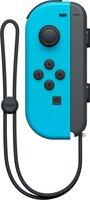 Контроллер Joy-Con левый (неоновый синий)