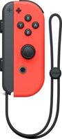 Контроллер Joy-Con правый (неоновый красный)