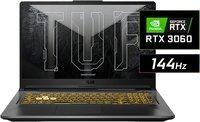 Ноутбук ASUS TUF F17 FX706HM-HX006 (90NR0743-M00580)