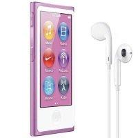 MP3 плеер APPLE iPod nano 16GB Purple (7Gen) - 2012