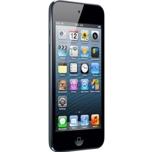 <p>Мультимедіаплеєр Apple iPod Touch 32GB Black & Slate (5Gen)</p>фото1