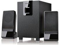 Акустическая система 2.1 Microlab M-100 black (M-100)
