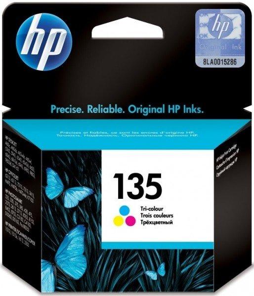 Купить Картридж струйный HP No.135 PS325 color, 7ml (C8766HE)