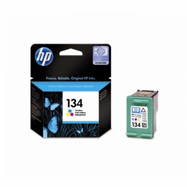 Купить Картридж струйный HP No.134 PS325 color, 14ml (C9363HE)