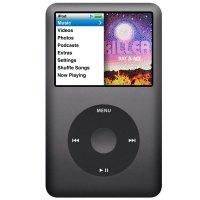 Мультимедіаплеєр APPLE iPod classic 160Gb black