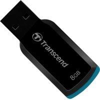 Накопичувач USB 2.0 TRANSCEND JetFlash 360 8GB (TS8GJF360)